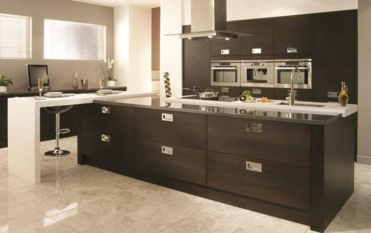 Wood Effect Kitchen Range  Tav BB Ferrara